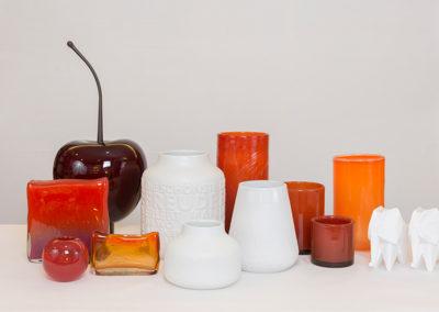 Porzellan Vasen